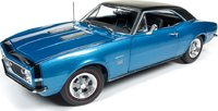 1967 Baldwin Motion Chevrolet Camaro SS 427 Diecast in 1:18 Scale by Auto World