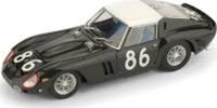 1962 FERRARI 250 GTO TARGA FLORIO  #86 IN 1:43 SCALE BY BRUMM