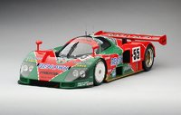 1991 Mazada 787B #55 1991 Le Mans 24 Hrs Winner in 1:12 Scale by Truescale Miniatures