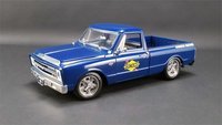 1967 C-10 Sunoco Shop Truck Diecast Model by Acme in 1:18 Scale
