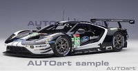 2019 Ford GT at Le Mans #66 in 1:18 Scale by AUTOart