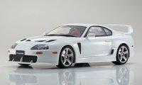 Toyota Supra TRD 3000 GT white in 1:18 scale by Otto Mobile