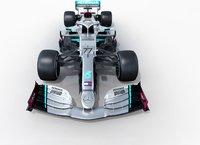Mercedes-AMG F1 W11 EQ Performance No.77  Mercedes-AMG Petronas .5 Winner Austrian GP 2020 Valtteri Bottas in 1:43 scale by Spark