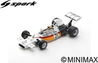 McLaren M19A No.21  US GP 1972  Jody Scheckter in 1:43 scale by Spark