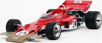 Lotus 72C #24 F1 1970 John Miles in 1:18 Scale by GP Replicas