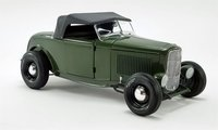 1932 Ford Hot Rod Diecast Model by Acme in 1:18 Scale