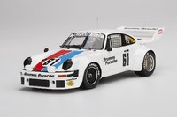 Porsche 934/5 #61 1977 Sebring 12 Hrs. 3rd Place in 1:18 Scale by TopSpeed