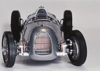1936 Auto Union Type C Diecast Model Car in 1:18 Scale by CMC