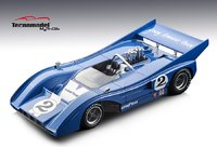 McLaren M8F #2 1972 Can-Am Watkins Glen Gregg Young in 1:18 scale by Technomodel