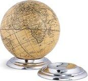 Aluminum Globe Base by Authentic Models