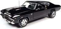 1969 Chevrolet Chevelle Hardtop (Baldwin Motion) in 1:18 scale by Auto World