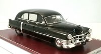 1951 CADILLAC S&S IN BLACK IN 1:43 SCALE by GIM