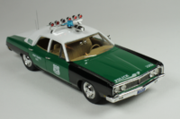 1970 Ford Galaxie New York Police Department in 1:43 Scale by Goldvarg Collection