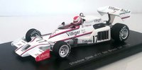 1978 Shadow DN8, No.16, Brazil GP, Hans Stuck Model Car in 1:43 Scale by Spark
