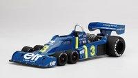 Tyrrell P34 #3 1976 Swedish GP Winner in 1:12 scale by True Scale Miniatures