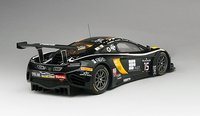 2014 McLaren 12C GT3 #15  Total 24 Hrs of Spa Boutsen Ginion RacingResin Model Car in 1:18 Scale by True Scale Miniatures