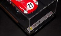 Ferrari 250 LM 24 hours Le Mans Winner 1965 in 1:18 Scale by Amalgam