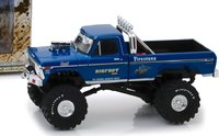 Bigfoot #1 The Original Monster Truck Diecast in 1:43 Scale by Greenlight