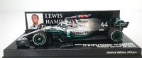 Mercedes AMG Petronas 2019 British GP Lewis Hamilton in 1:43 by minichamps