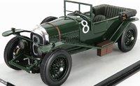 1924 Bentley 24h Le Mans Winner in 1:18 scale by Tecnomodel