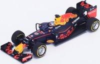Red Bull Daniel Ricciardo Monaco GP 2016 Resin Model Car in 1:18 Scale by Spark