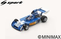 Surtees TS16 No.19  Brazilian GP 1974  Jochen Mass in 1:43 scale by Spark