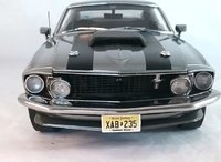 1969 FORD MUSTANG BOSS 429 John Wick in 1:18 Scale by Highway 61