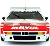1983 BMW - M1 GR B - Tour de Corse Resin Model Car in 1:18 Scale by Otto Mobile