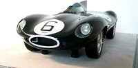 Jaguar D-Type Long Nose Le Mans 1955 #6 WINNER in 1:18 Scale by Tecnomodel