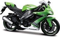 2010 Kawasaki ZX-10R in 1:12 scale by Maisto