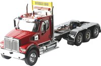 Western-Star 49X SFFA Tridem Tractor with XL 120 HDG Trailer in 1:16 scale by Diecast Masters