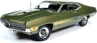 1970  Ford Torino GT Hardtop in 1:18 scale by Auto World