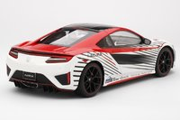 Acura NSX 2015 Pikes Peak Pace Car Resin Model in 1:18 Scale by Topspeed