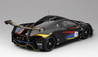 2016 McLaren P1 GTR James Hunt EditionModel Car in 1:18 Scale by Truescale Miniatures