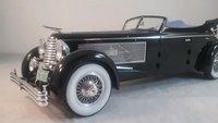 1937 Duesenberg SJ  in 1:18 Scale by Esval Models Fully Open Version