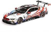 BMW M8 GTE in 1:18 Scale by Minichamps