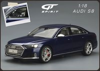 2020 Audi S8 in 1:18 Scale by GT Spirit