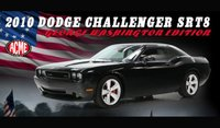 2010 Dodge Challenger SRT8 George Washington Edition in 1:18 Scale by Acme