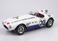 1954 Ferrari 375 SN 0286AM Carrera Panamericana in 1:18 scale by BBR