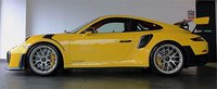 Porsche 911 (991.2) GT2 RS Yellow in 1:18 Scale by AUTOart