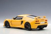Lotus Exige S in Yellow Model Car in 1:18 Scale by AUTOart