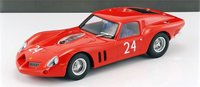 1963 Ferrari 250 GT Drogo #24 24h LeMans Test in 1:18 scale by  CMR