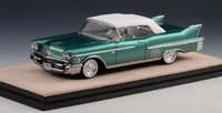 1958 Cadillac Series 62 Convertible in 1:43 scale by Stamp Models