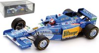 Benetton Renault B195 British Grand Prix Win 1995 in 1:43 Scale by Spark
