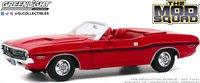 1:18 The Mod Squad (1968-73 TV Series) - 1970 Dodge Challenger R/T Convertible - Rallye Red