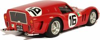 1962 FERRARI  250GT Breadvan Le Mans 1962 Model Car in 1:18 Scale by Looksmart