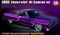 1965 Chevrolet EL Camino Custom Cruiser in 1:18 Scale by Acme