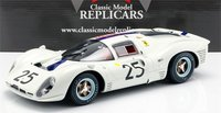 1967 Ferrari 412 P Le Mans in 1:12 Scale  by CMR