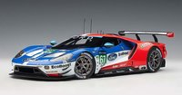 Ford GT #67 Le Mans 2017 in 1:18 Scale by AUTOart