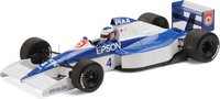 Tyrrell Ford 018 - Jean Alesi - 2ND Place USA GP 1990 in 1:18 Scale by Minichamps